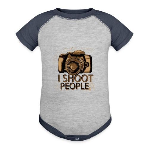 Photographer - Contrast Baby Bodysuit