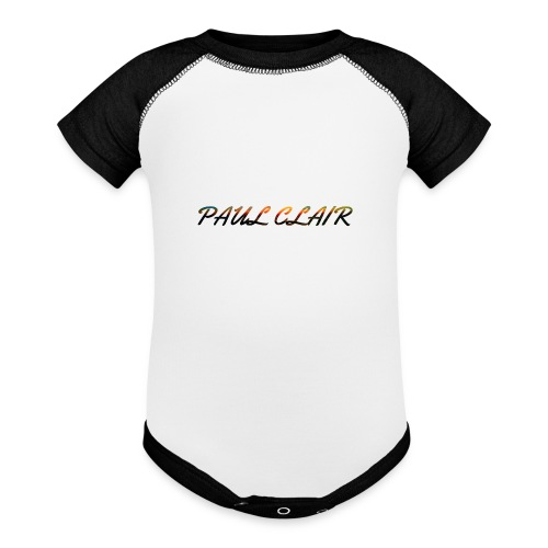 Rainbow Paul Clair Youth & Babies - Contrast Baby Bodysuit