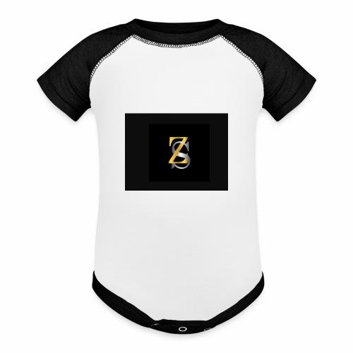 ZS - Baseball Baby Bodysuit