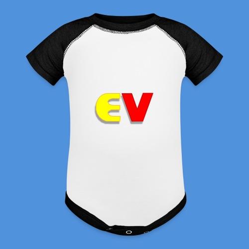 Entoro Vace Logo - Contrast Baby Bodysuit