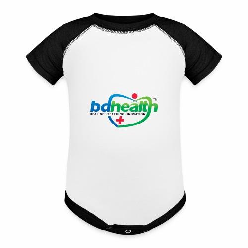 Medical Care - Baseball Baby Bodysuit