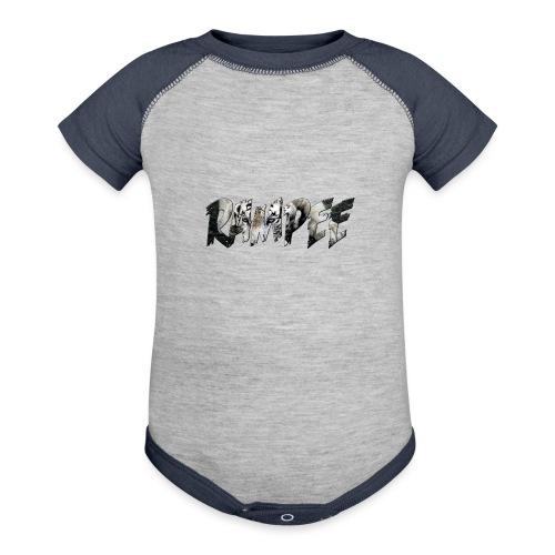 Rampee - Baseball Baby Bodysuit