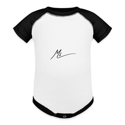 ME - Me Portal Apparel - The ME Brand - Baseball Baby Bodysuit