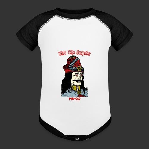 Vlad The Impaler Forever - Baseball Baby Bodysuit