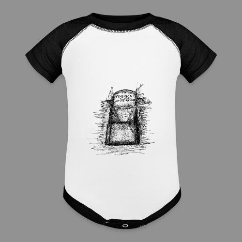 Ominous - Baseball Baby Bodysuit