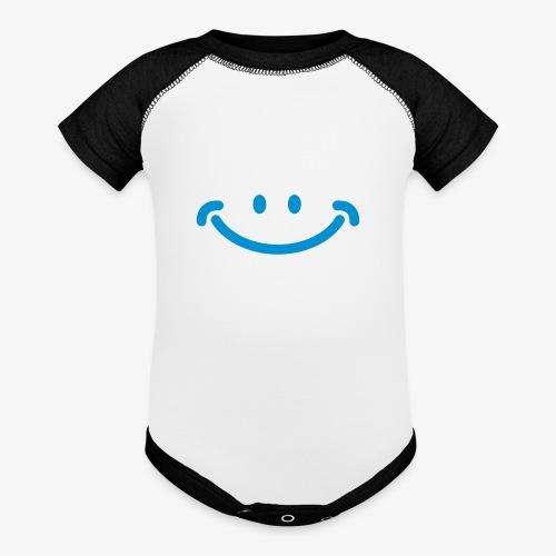 Happy Mug - Baseball Baby Bodysuit