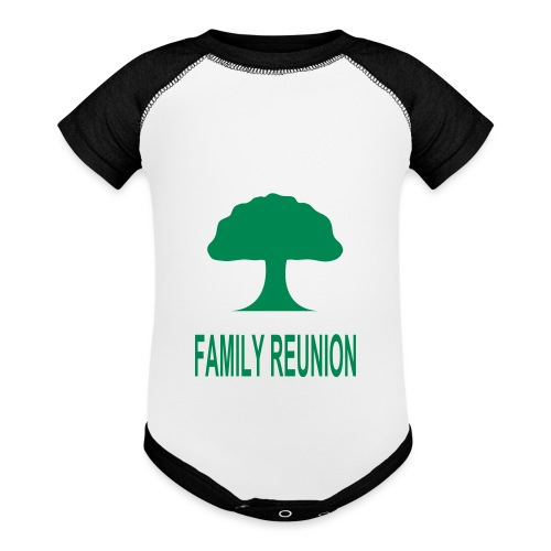 ***12% Rebate - See details!*** FAMILY REUNION add - Baseball Baby Bodysuit