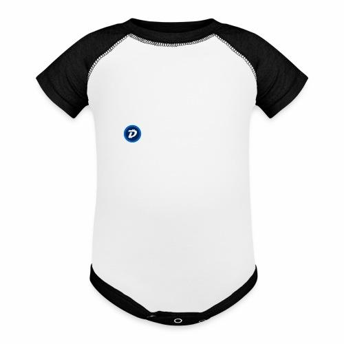 Digibyte online light - Baseball Baby Bodysuit