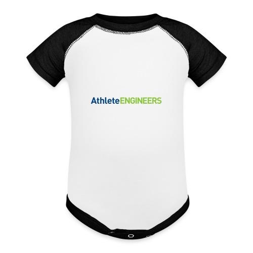 Athlete Engineers - Baseball Baby Bodysuit