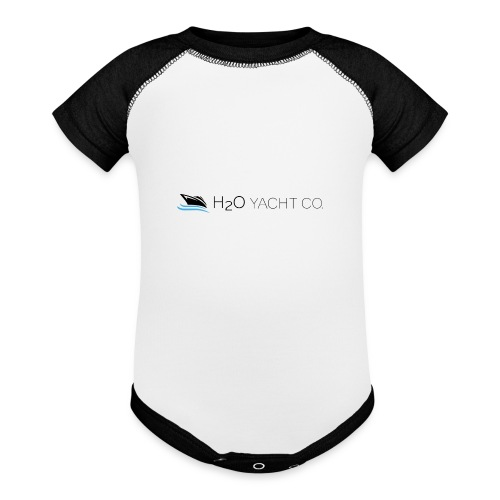 H2O Yacht Co. - Contrast Baby Bodysuit