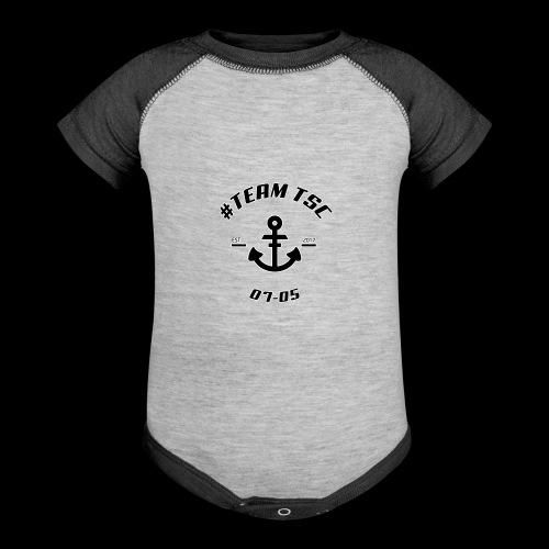 TSC Nautical - Baseball Baby Bodysuit