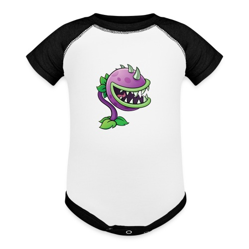 Jakes logo - Baseball Baby Bodysuit