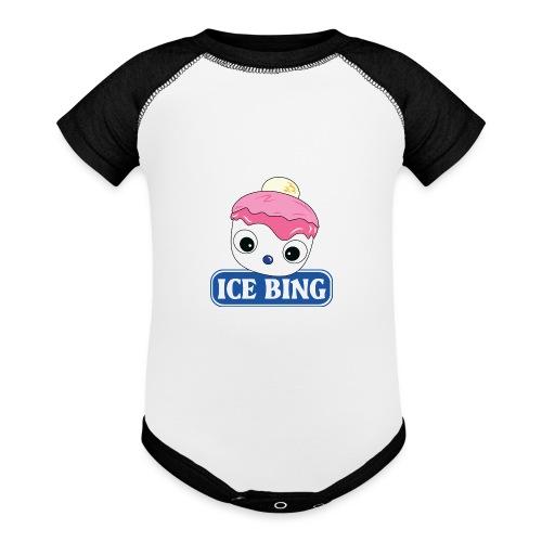 ICEBING - Baseball Baby Bodysuit