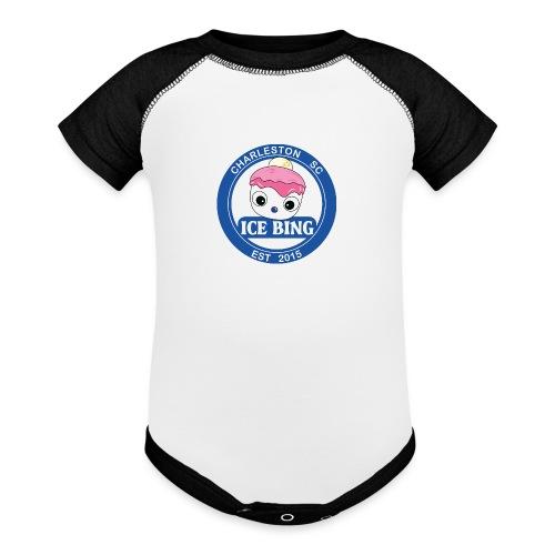 ICEBING002 - Baseball Baby Bodysuit