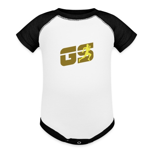 sleeve gs - Baseball Baby Bodysuit