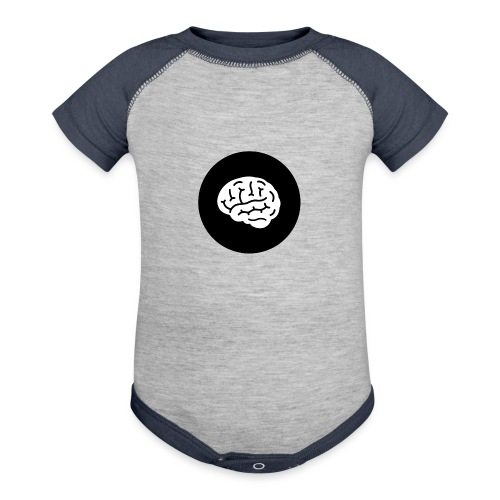 Leading Learners - Baseball Baby Bodysuit