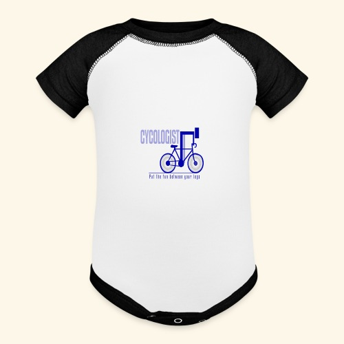 Cycologist T Shirt for Men, Women, Kids, Babies - Baseball Baby Bodysuit
