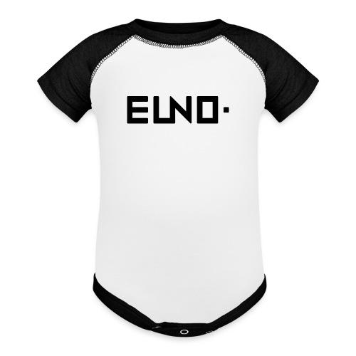 EUNO Apperals 2 - Contrast Baby Bodysuit