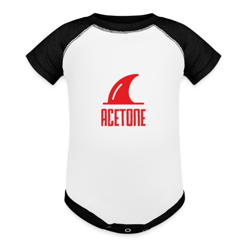 ALTERNATE_LOGO - Baseball Baby Bodysuit