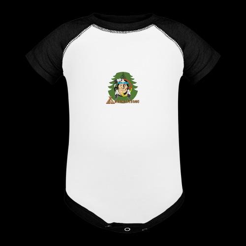 Archigantegou Logo Color - Baseball Baby Bodysuit