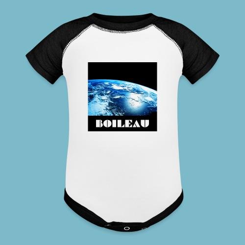 13 - Baseball Baby Bodysuit