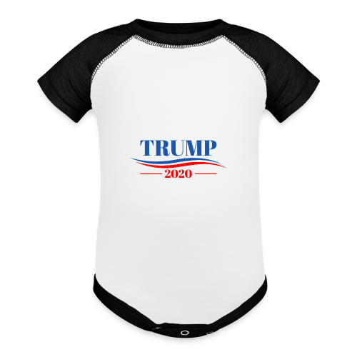 Trump 2020 Classic - Contrast Baby Bodysuit