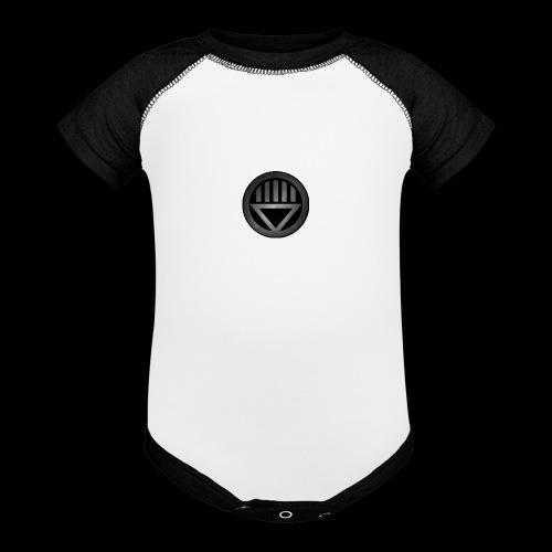 Knight654 Logo - Baseball Baby Bodysuit