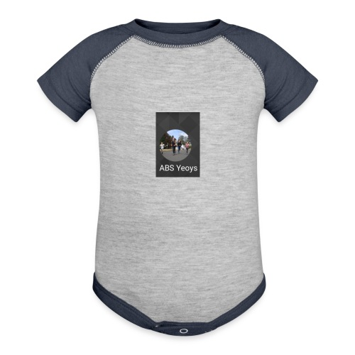 ABSYeoys merchandise - Baseball Baby Bodysuit