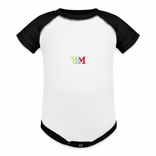 YEMpolo - Baseball Baby Bodysuit