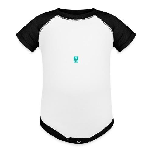 mail_logo - Baseball Baby Bodysuit