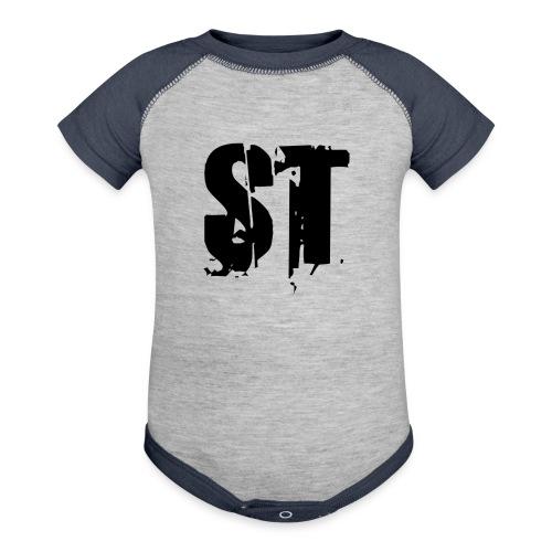 Simple Fresh Gear - Baseball Baby Bodysuit