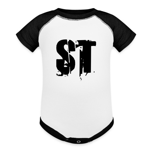 Simple Fresh Gear - Contrast Baby Bodysuit