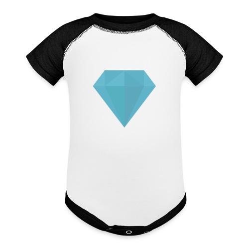 Team-Zena Shirt Men - Baseball Baby Bodysuit