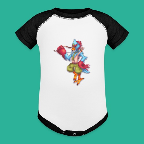 Tronis - Baseball Baby Bodysuit