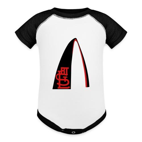 RTSTL_t-shirt (1) - Baseball Baby Bodysuit