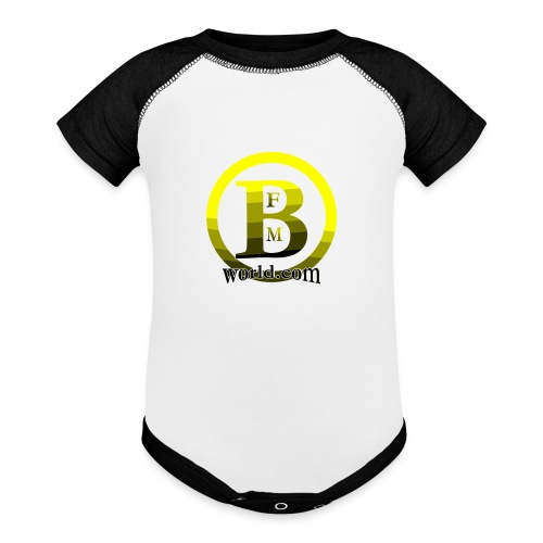 BFMWORLD - Baseball Baby Bodysuit