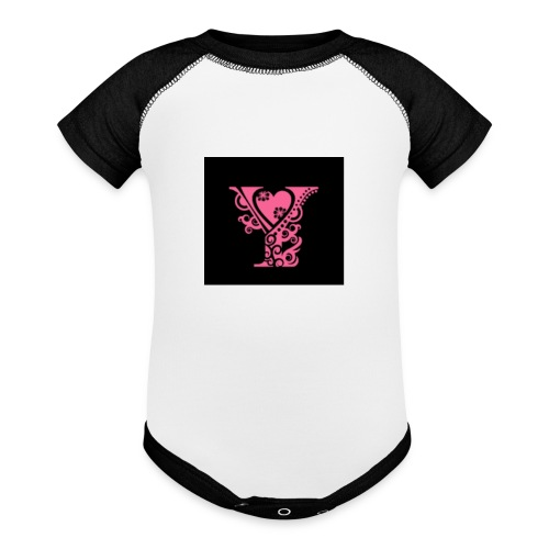 Y NOT LOVE ME - Baby Contrast One Piece