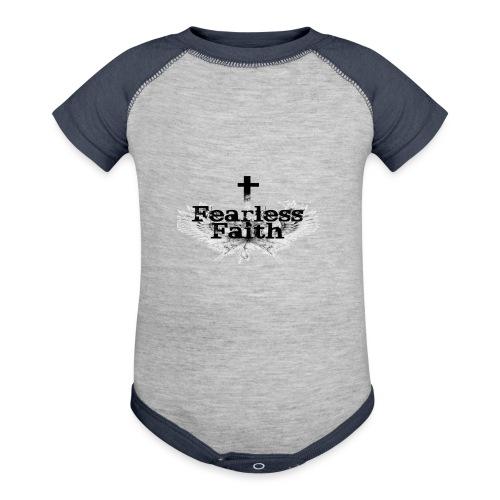 imageedit 3 4461722366 gif - Baseball Baby Bodysuit