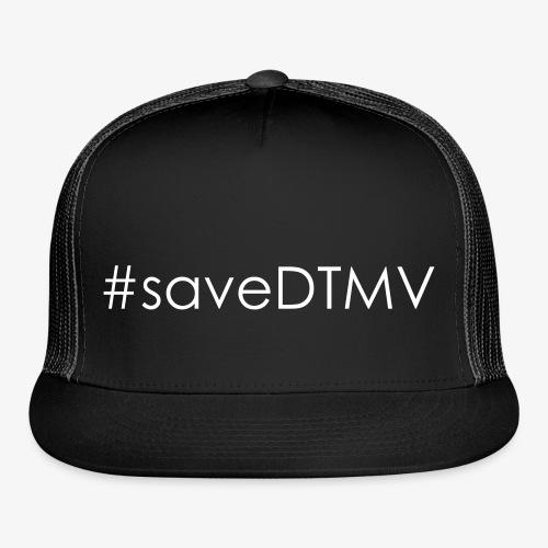 saveDTMV Swag white - Trucker Cap