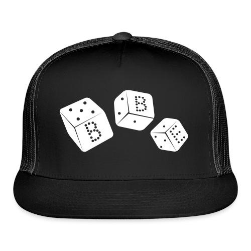 black box_vector2 - Trucker Cap