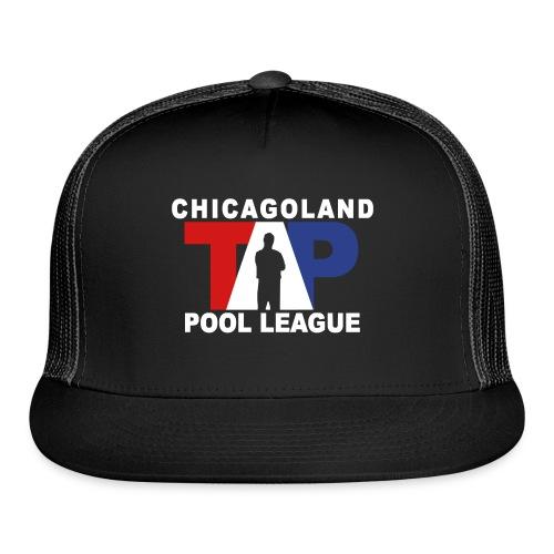 Chicagoland Ball Hat Logo - Trucker Cap