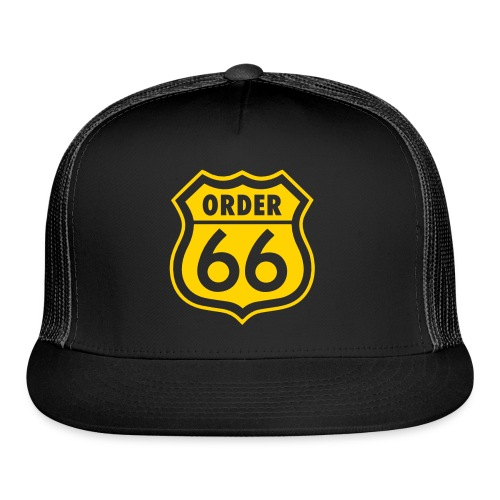 Order 66 - Trucker Cap