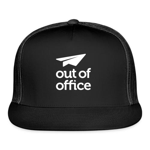 Out Of Office Logo Hat - Trucker Cap
