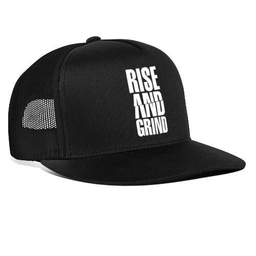 Rise & Grind - Trucker Cap