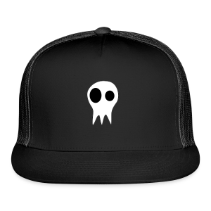 The Grims Skull Logo - Trucker Cap