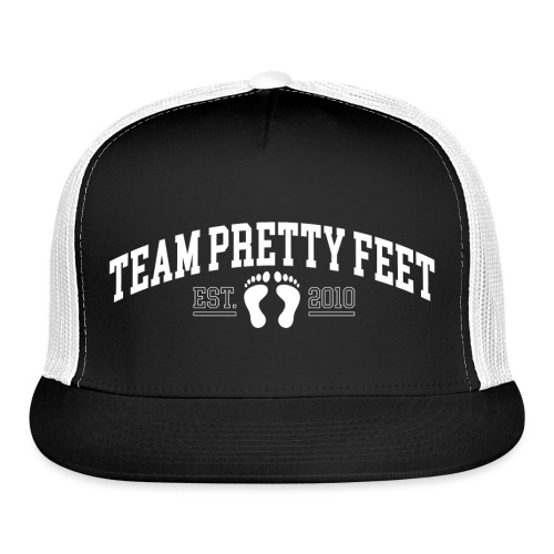 Team Pretty Feet™ Universi-TEE - Trucker Cap
