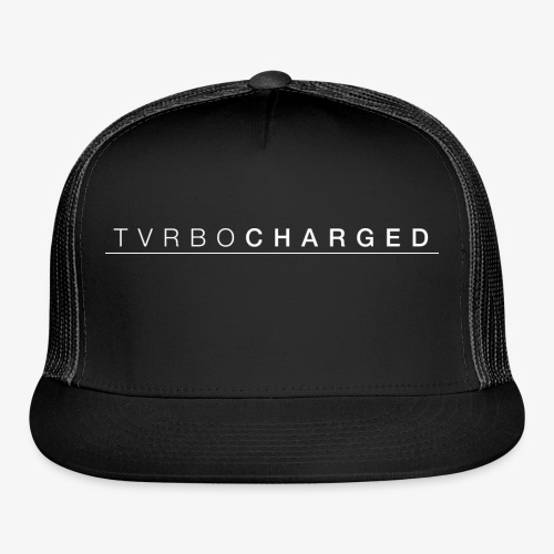 TVRBOCHARGED LOGO - Trucker Cap
