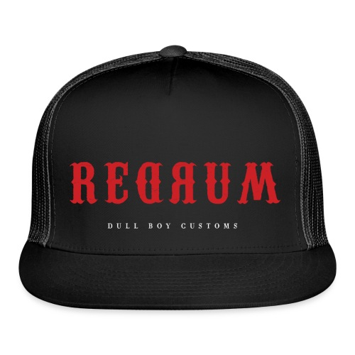 REDRUM - Trucker Cap