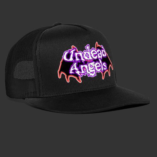 Undead Angels Logo - Trucker Cap