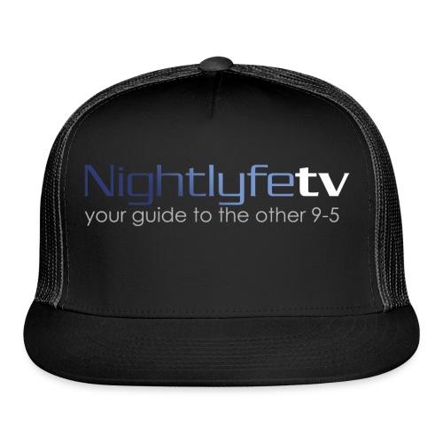 NTV Logo Full - Trucker Cap